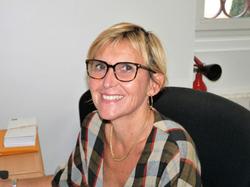 Mme Laure CHEIN, Agent Administratif